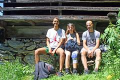 Resting (Fozzman) Tags: summer vacations 2016 zillertal ziller valley alps alpen