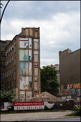 20160721-022 (sulamith.sallmann) Tags: abriss berlin building deutschland gebude germany haus house mitte torstrase zuverkaufen deu sulamithsallmann