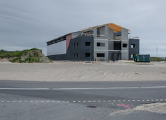 Construction (AstridWestvang) Tags: architecture building denmark hirtshals industry street