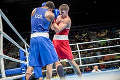 Rio 2016 Olympic Games - Day 5 (aiba.boxing) Tags: rio2016 boxing boxerio2016 olympic olympicgames rio trainingsession training aiba international association sport fight outdoor