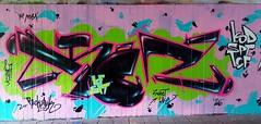 KEZ LCF (icegraff) Tags: kez lcf spt lcd grafiti 2016 graff wall streetart street
