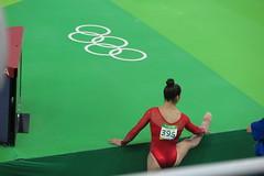 IMG_3218 (Mud Boy) Tags: rio riodejaneiro brazil braziltrip brazilvacationwithjoyce rio2016 rioolympics rioolympics2016 summerolympics 2016summerolympics jogosolímpicosdeverãode2016 gamesofthexxxiolympiad thebarraolympicparkbrazilianportugueseparqueolímpicodabarraisaclusterofninesportingvenuesinbarradatijucainthewestzoneofriodejaneirobrazilthatwillbeusedforthe2016summerolympics barraolympicpark barradatijuca rioolympicarena zonebarradatijuca gymnasticsartisticwomensindividualallaroundfinalga011 gymnasticsartisticwomensindividualallaroundfinal ga011 rioolympicarenagymnastics gymnastics alyraisman