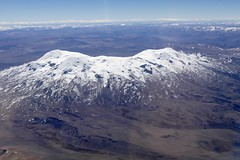 Volcano Coropuna 6377 m Andes Arequipa Peru (roli_b) Tags: coropuna volcano dorman vulcan volcan mountain mountains berg vulkan andes anden andean montaas 6377 metres 20922 feet peru arequipa south america snow topped snowtopped july 2016 schnee bedeckt nieve ice landscape panoramic view vista panorama nature by air plane avion