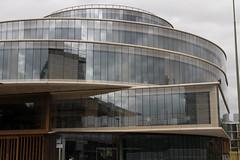(sharpbynature) Tags: oxford blavatnik building glass university school government