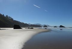 the big empty beach (carolyn_in_oregon) Tags: oregon pacificocean ecolastatepark coast crescentbeach