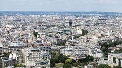 Arc de Triomphe (mrlaugh) Tags: view arcdetriomphe travel tower toureiffel vacation europe heights 2016 paris7earrondissement ledefrance france fr paris