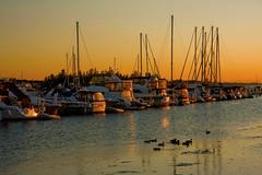 Harbor Scene Michigan City Indiana IMG_8796 (www.cemillerphotography.com) Tags: washingtonpark gambling sundown dusk recreation evening midwest