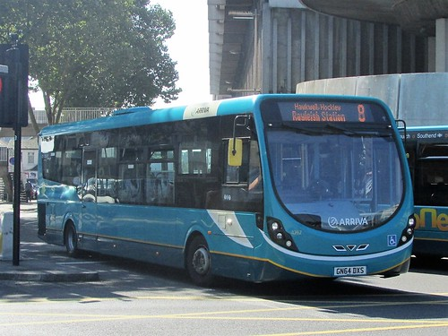 Arriva Kent Thameside 4262