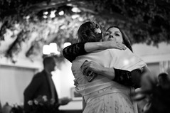hugs (buymeabicycle) Tags: bride hugs englishwedding bw