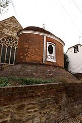 Rye, Water Tower (Clanger's England) Tags: eastsussex gradeiistarlistedbuilding rye watertower wwwenglishtownsnet lbs291907 england ebi ebb