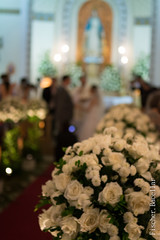 Altar (fischer.bacellar) Tags: flower cute happy marriage husband altar wife forever