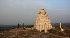 Hampi, Karnataka, India (santosh_sinha) Tags: india history architecture ruins karnataka hampi archiecture archileogy