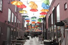 Vejle (Benny Hnersen) Tags: april umbrellas vejle regenschirme 2015 paraplyer