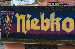 Pogon-2 (Sebos80) Tags: streetart art wall football team pentax soccer da kit 1855 szczecin k50 pogon bfv1 justpentax pentaxart