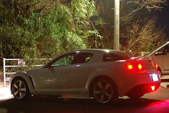 Mazda RX-8 Type S (Andr.32) Tags: white cars car mazda rx8 rotary types sportcar rotaryengine se3p abase3p