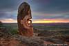 Outback sunset (Janet Marshall LRPS) Tags: sunset australia nsw newsouthwales outback hdr brokenhill underthejaguarsun antonionavatirado sunsetsculpturesymposium
