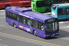 Trent Barton Volvo B7RLE 710 FJ58KKB - Derby (dwb transport photos) Tags: bus eclipse volvo wright derby 710 trentbarton fj58kkb wellgladegroup