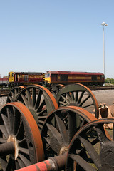 wheels and locos 0406 2007 (Nigel Gresley) Tags: street train railway 60 baron 08 2007 engineers ews calss shunters eastlancashire