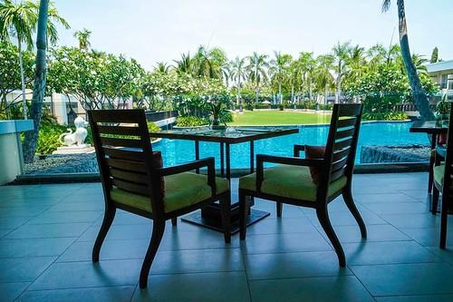 Sheraton resort Hua Hin Thailand