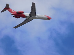 2xecl 727 Oil Spill Response (Kylie Stevens) Tags: jet airshow boeing farnborough 727 boeing727 avgeeks farnboroughairshow 2xcel 2excel oilspillresponse lovefarnborough fia2016 farnboroughairshow2016