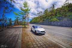 (M.K. Design) Tags: 2016     mk                   taiwan taitung mosonkuo mkdesign nature landscapes skyscapes seascapes scenery hdr cars infant baby babe family life travel crossover v40 v40crosscountry v40cc volvo madebysweden wagon hatchback sea ocean pacificocean brakes cp5200 apracing