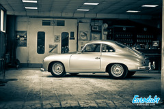 "Porsche 356 Pre-A • <a style=""font-size:0.8em;"" href=""http://www.flickr.com/photos/54523206@N03/28062620190/"" target=""_blank"">View on Flickr</a>"