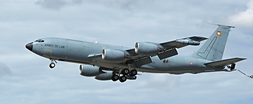 Stratotanker C-135 #472 French Air Force