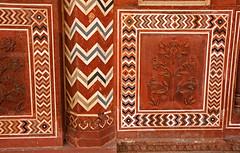 Taj Mahal 180 (David OMalley) Tags: world india heritage river site tomb taj mahal agra unesco mausoleum shah pradesh uttar jahan mughal mumtaz yamuna
