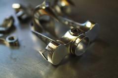 fork crown (ArkoBici) Tags: stainless framebuilding lugs randonneur 650b steelisreal reneherse arkobici handcraftedinslovakia