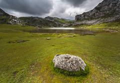Lago Ercina (jojesari) Tags: asturias suso picosdeeuropa covadonga lagosdecovadonga lagoercina jojesari ar1615p
