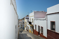 Ayamonte streets (MarcoTSI) Tags: spain andalucia ayamonte city architecture