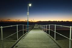Coogee Beach Jetty (Macr1) Tags: 61403327236 australia coogee jetty landscape markmcintosh nikkor nikon nikond700 outdoor pcenikkor24mmf35ded sunset water westernaustralia wharf macr237gmailcom markmcintosh au