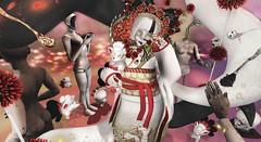 "Blind Faith in the Fates ~ (LaDonna Oceanlane - ""Lala"") Tags: neonspiderfoot ladonnaoceanlane lcky cureless disorderly katat0nik katatonik naminoke sweetthing cubiccherrykreations cubiccherry cerberusxing cx remarkableoblivion ro nefariousinventions blackbantam angelica bonvoyage fantasygachacarnival collabor88 origami enchantment thegachagarden freebies free subscribo gift gacha fantasy kimono doll tail pets"