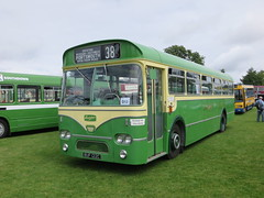 BUF122C 122 Southdown Leyland Leopard (graham19492000) Tags: leopard leyland 122 southdown buf122c altonbusrally