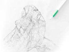Artist Bryan Barnes Drawing (Bryan Barnes) Tags: bryanbarnesdrawing bryanbarnesdrawings bryanbarnesart artistbryanbarnes darkart darksurrealart drawing pencildrawing drawinglips drawingeyes starryeyed stars prettygirl prettyeyes detaildrawing pencilart art