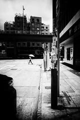 Hot Day (Kunotoro) Tags: china street leica city people urban bw streets monochrome asian photography hongkong blackwhite asia chinese streetphotography streetlife soe asiapeople m246 stphotographia streetpassionaward blackwhitepassionaward