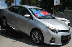 Toyota Corolla 1.8 S 2016 (RL GNZLZ) Tags: toyota corollas 18s 2016 18 sedan