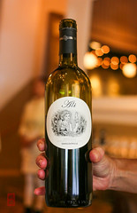 Ali Sangiovese (luyaozers) Tags: nyc wine manhattan food restaurant upscale luxury dining yummy park avenue summer alcohol bottle