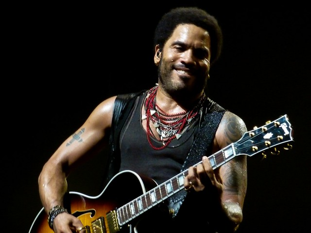 Lenny Kravitz - Black And White France - Bercy, Paris (2012)