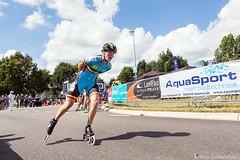 2016-07-30 EK Skeeleren Steenwijk (97a) (Peter Donderwinkel) Tags: ekskeeleren2016steenwijk inlineskating seniorladies junioraladies ek klimvansteenwijk schaatsennl kpn skeeleren outdoor sport event speed race canon
