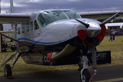 Seaport Air (swong95765) Tags: plane propeller airshow passenger seaport air fly aircraft airplane
