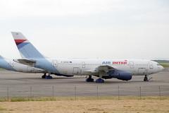 F-BVGD Airbus A.300B2-1C Air Inter (pslg05896) Tags: fbvgd airbus a300 airinter chr lflx chateauroux