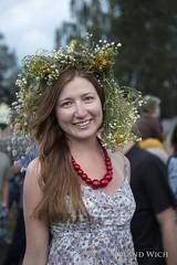 Kiev - Ivan Cupala Festival (Rolandito.) Tags: kiev kiew ukraine ivan iwan ivana cupala festival portrait girl