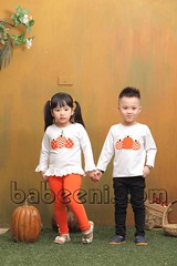 Thanksgiving pumpkin applique kid T-shirt (babeeniclothing) Tags: applique holiday thanksgiving school girl boy children cute beautiful beauty nice love