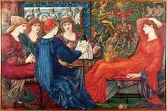 Edward Burne-Jones 34 (ArtTrinArt!!) Tags: sir edward burnejones 18331898