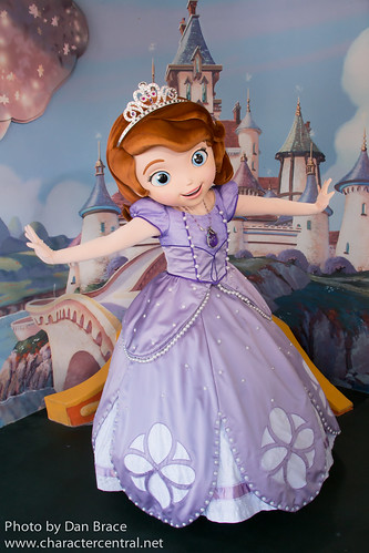 meet princess sofia disney world