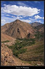 Imlil (HimalAnda) Tags: africa cloud mountain montagne ciel morocco valley maroc atlas nuage afrique vallée toubkal imlil eos400d canoneos400d stéphanebon