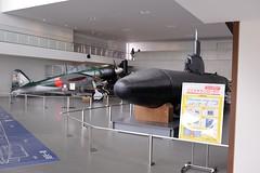 Yamato museum / Kure (Araiguma Rascal) Tags: museum fighter yamato zero mitsubishi kure a6m