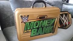 (imranbecks) Tags: money gold seth bank rollins replica 31 briefcase wwe commemorative superstore wrestlemania sheamus axxess