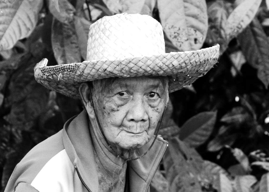 A Filipino farmer's plea: 'Support us, love us'